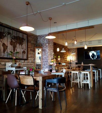 Restaurante serendipia bar gijon en gij n con cocina - Cocinas en gijon ...