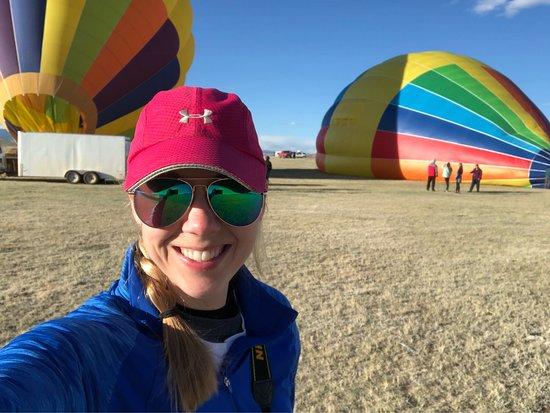 Colorado Hot Air Balloon Rides照片