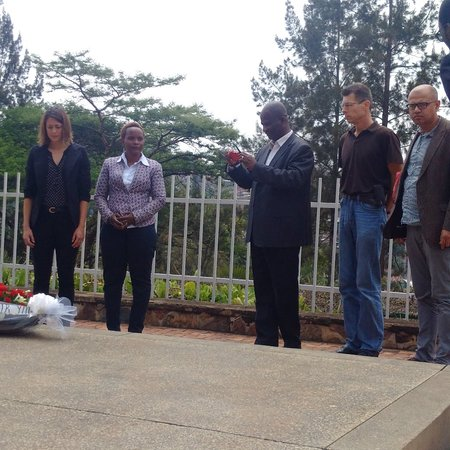 Golden Rwanda Safaris: Our Kigali Genocide memorial tours are also well Designed to let our Clients know what happened