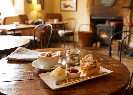 Burford House: Time for a coffee?