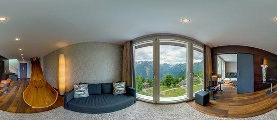 Braunwald, Switzerland: Familien-Suite «1001 Nacht»