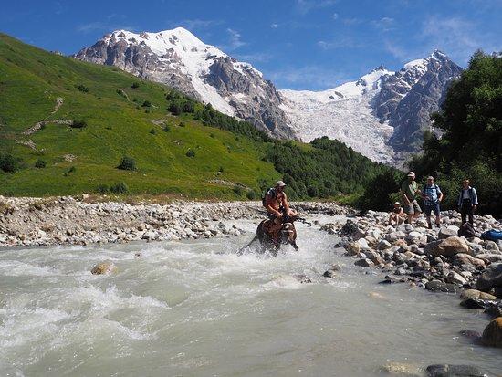 Samegrelo-Zemo Svaneti Region, Georgia: Wandern in Georgien, Svaneti Touren