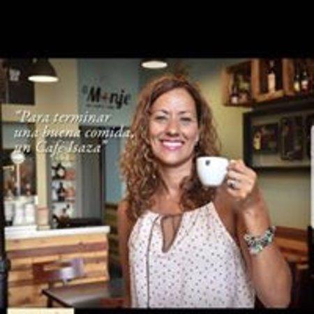 El Monje de Santa Ana: Cafe Izasa