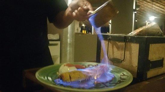 Naos Restaurant Picture