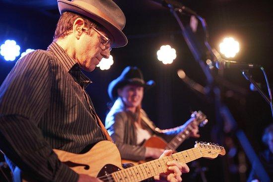 Million Dollar Cowboy Bar: Live music 6 nights a week. David Agnello Photo