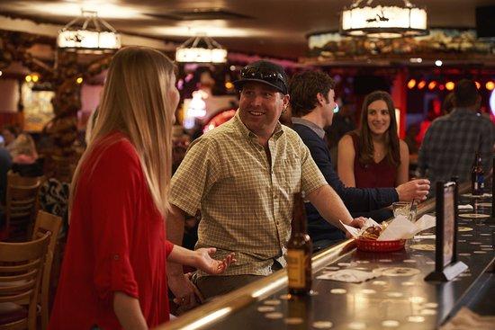 Million Dollar Cowboy Bar: Local Hangout. David Agnello Photo
