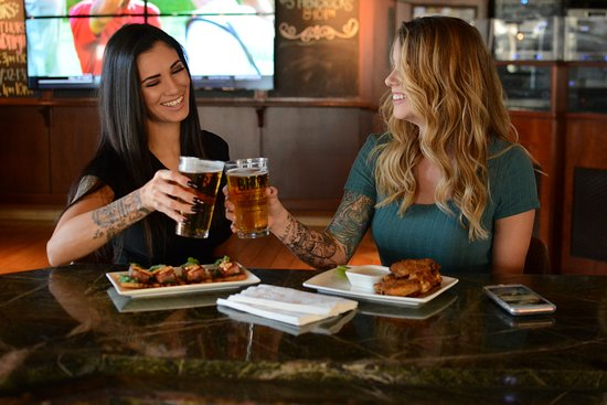Brix Taphouse: Happy Hour, 7 days a week!
