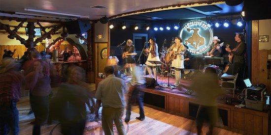 Million Dollar Cowboy Bar: Country Western Dancing. David Agnello Photo