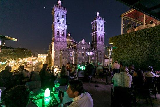 Foto De Attico 303 Puebla La Mejor Vista De Puebla