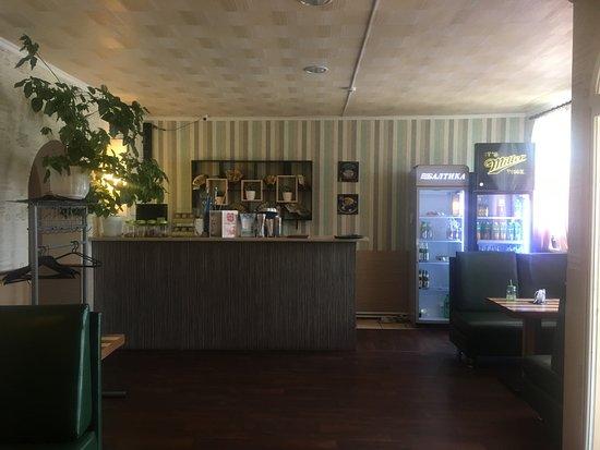 Evraziya Cafe: Интерьер кафе