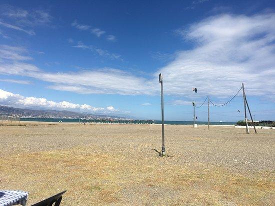 Restaurante Chiringuito Vicen Playa : las Vistas