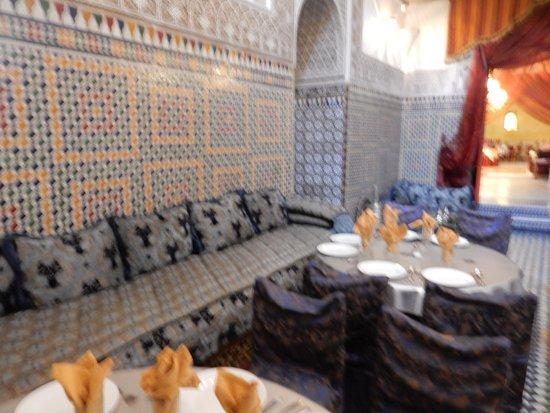 DAR ESSALAM : moroccan lunch