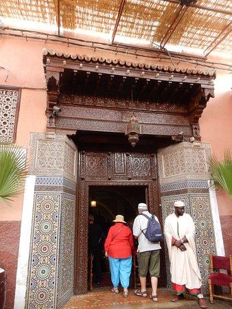 Dar Essalam: moroccan lunch