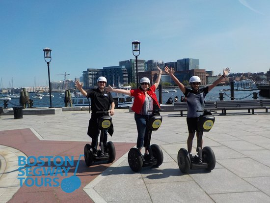 Boston Segway Tours: The #3 #tour on #tripadvisor that brings #family together & creates lasting #memories. #Boston #