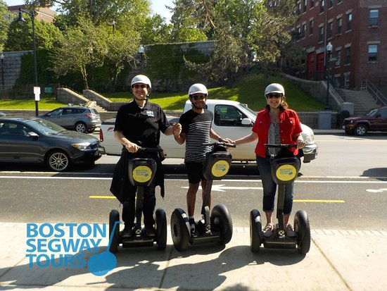 写真Boston Segway Tours枚
