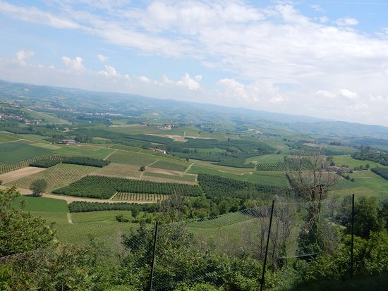 ItaliAnna - Food & Wine Tours: Valley view.