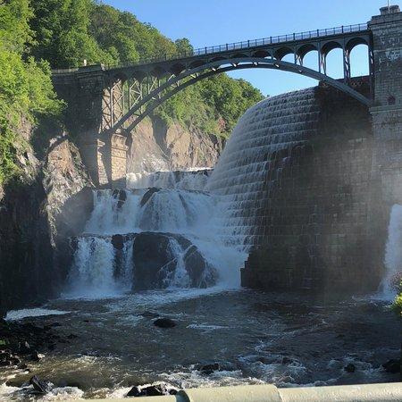 Cortlandt, Nowy Jork: Croton Gorge Dam