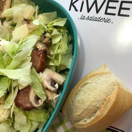 Kiwee la Saladerie