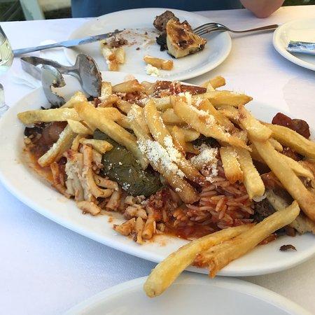 Nestoras: Restaurant extra avec vue mer et personnels très sympathiques! Merci pour cette agréable moment.