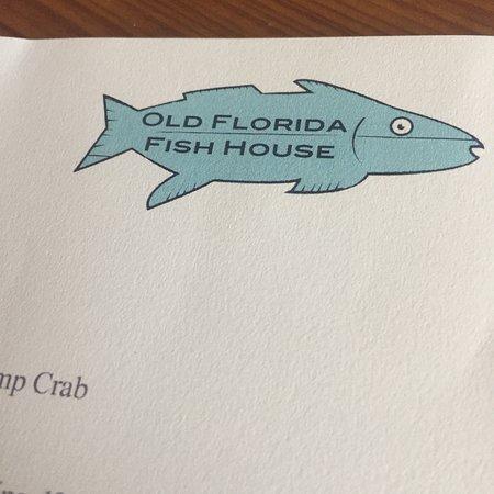 Old Florida Fish House Photo