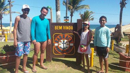 Barraca Buraco da Velha: Foto