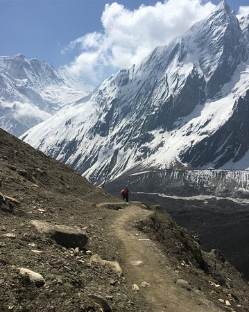 Nepal Eco Adventure: another bend in the road