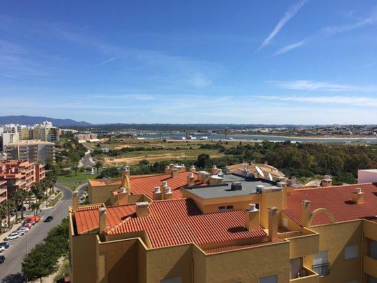 Hotel da Rocha: Room with a view