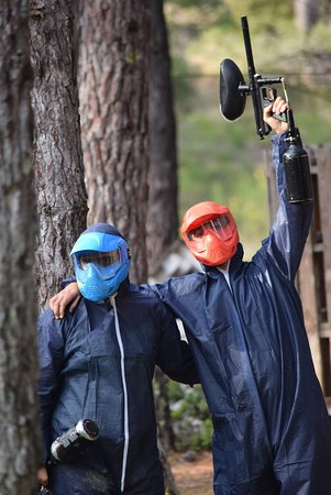 Paintball Gruissan