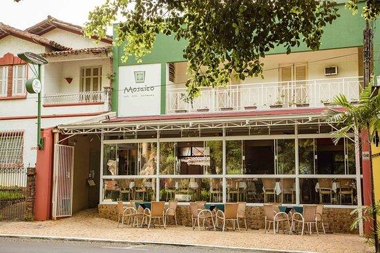 Mosaico Restaurante : Restaurante Mosaico
