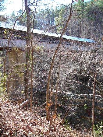 Oneonta, AL: Long span across water