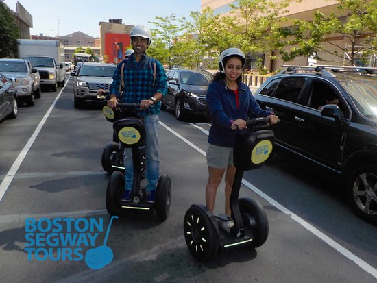 Boston Segway Tours: #Boston - the perfect #city for a #Segway #Tour, & the perfect way to spend time with a loved on
