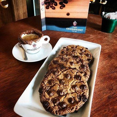 Cafeteria Odebrecht Gourmet : Cookies
