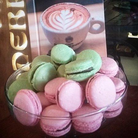 Cafeteria Odebrecht Gourmet : Macaron