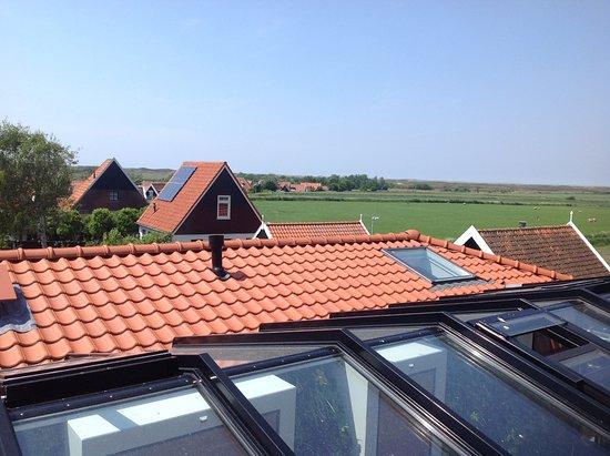 Bij Jef: View from room 3