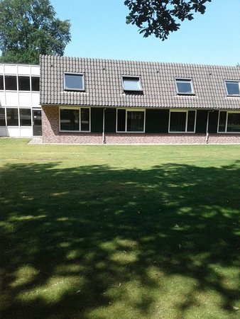Elspeet, Нидерланды: Hotelkamer 'Hotel Mennorode' buitenzijde