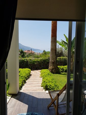 Oludeniz: Marina deluxe Hotel ... a room with a view.