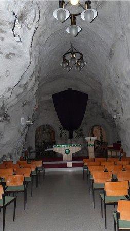 Gellért Hill Cave: Chiesa nella Roccia