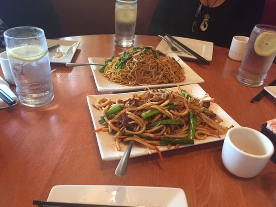 Sang Kee Asian Bistro: great noodles