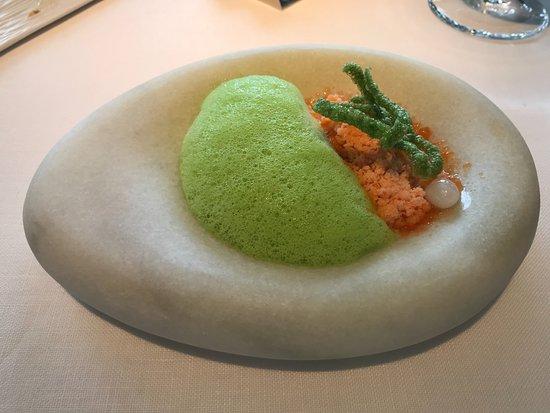 Martin Berasategui: very tasty