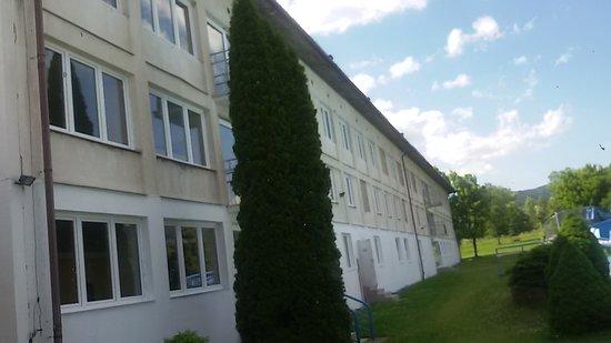 Muszyna, โปแลนด์: Widok z zewnatrz