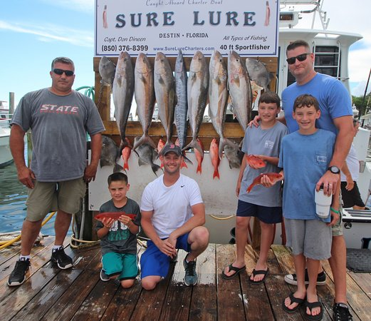 Destin Charter Fishing Service