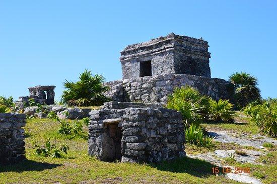 ซากเมืองมายันแห่งทูลุม: Fantastic Ruins