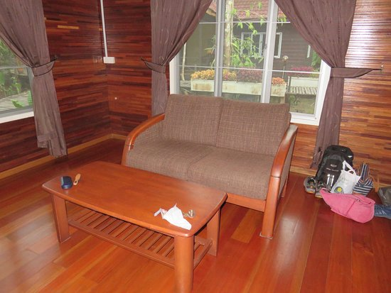 Abai Jungle Lodge: Typical Bedroom (2)