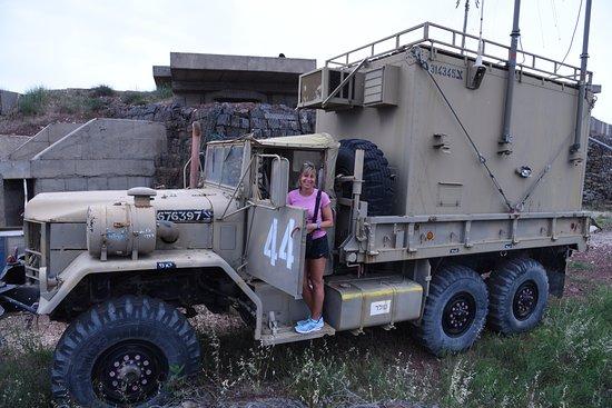 Dekel Tours : Military Bunker
