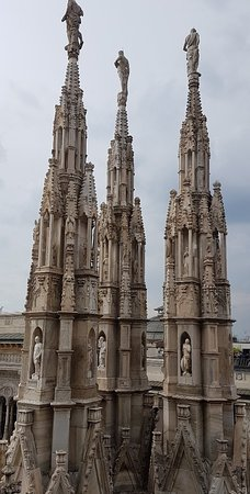 Duomo Rooftops Photo
