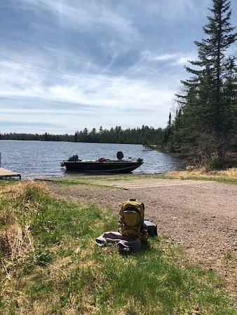 Joe's Inland Fishing: Beautiful peaceful surroundings