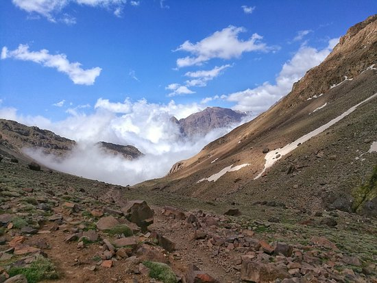 Toubkal Guide: Getting above the clouds
