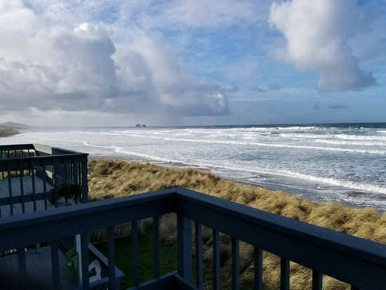The Beach Was Literally Just A Few Feet Away From Balcony And Super Easy To Access Also Inn Is Conveniently Located Near More