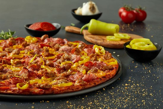 Donatos Pizza Picture