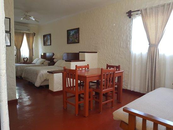 Hotel el Moro: Habitacion Master suite